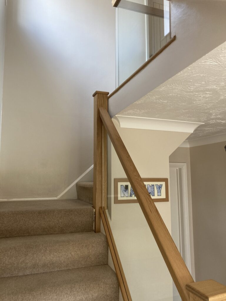 Monarch Joinery stairs