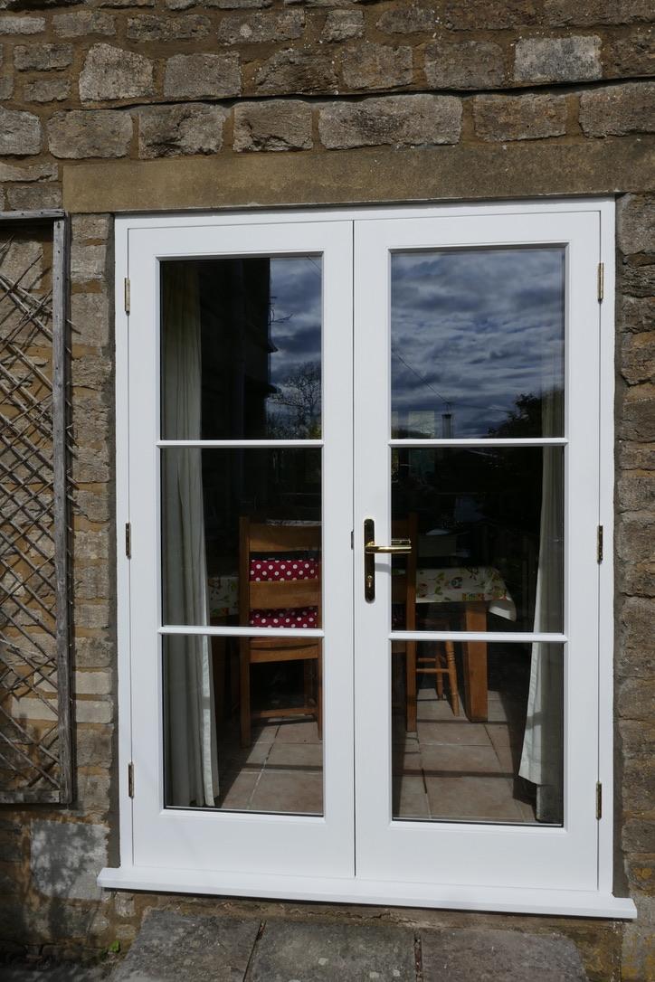 Monarch joinery patio doors