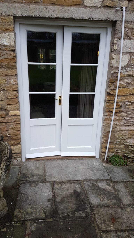 Monarch joinery front door