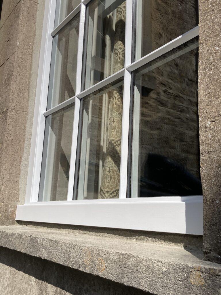 Monarch joinery window